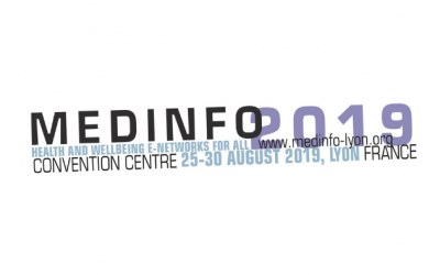 MedInfo 2019 paper accepted