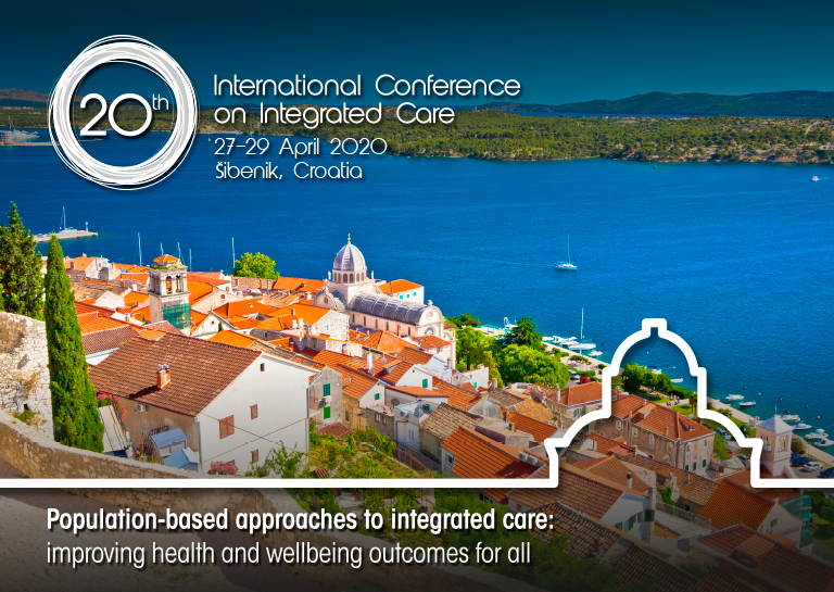ICIC 2020 abstract accepted for oral presentation